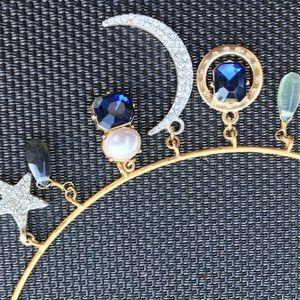 Anthropologie Moonlight Necklace